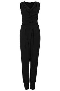 **Draped Jumpsuit by Wal G - Playsuits & Jumpsuits - Clothing Playsuits, Jumpsuits, Wal G, I Feel Pretty, Overall, Topshop, Coat, My Style, Womens Fashion