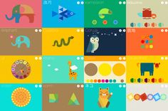 Educational Apps for Kids - If you're looking for a visually dynamic, educational, and creative app to explore with your little one, look no further. Tap Tap Toink is the one!