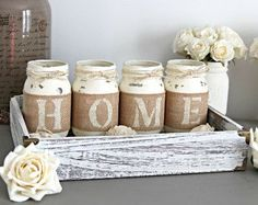 Rustic Home DecorHousewarming GiftHostess by LoveLiveNCreate