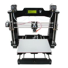 379.99$  Watch here - http://alitt3.worldwells.pw/go.php?t=32638881815 - Geeetech Latest Prusa I3 3D printer 6-I3 M201 2-in-1-out version With LCD 2004 printing volume DIY kit Wholesale Price