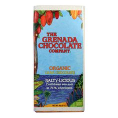 f9d42e947d5 This bar contains Caribbean sea salt which lifts and intensifies the  natural sweet and fruity flavour