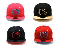 HELLO KITTY X NEW ERA – 59FIFTY FITTED COLLECTION – SPRING 2012