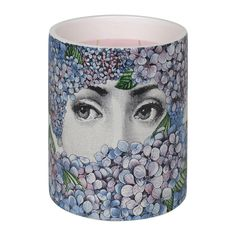 Discover the Fornasetti Ortensia Scented Candle - 900g at Amara
