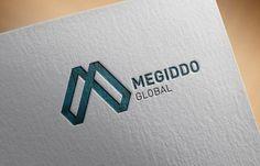 PLATFORMA Creative Branding | Logo for MEGIDDO GLOBAL
