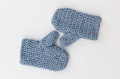 Crochet Mittens, Handmade Crochet Mitts, Gloves, Super Chunky, Cozy, Warm…