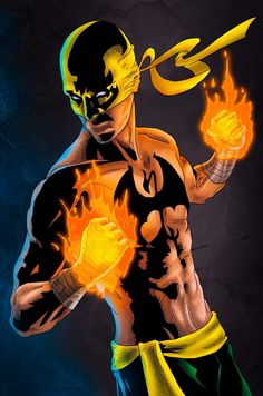 Anyone else excited for those Marvel Netflix shows? Cause live action Iron Fist is like my reason to be alive Iron Fist 2015 Marvel Dc, Marvel Comics, Mundo Marvel, Marvel Comic Universe, Marvel Heroes, Marvel Defenders, Batman Christian Bale, Univers Marvel, Marvel Comic Character