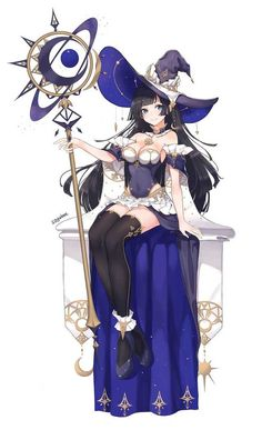 Fantasy Character Design, Character Design Inspiration, Character Art, Anime Witch, Witch Manga, Anime Halloween, Fantasy Witch, Witch Art, Witch Characters