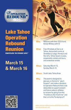 Operation Rebound Rerunion - March 15 & 16 - South Tahoe, CA ..http://www.pinterest.com/pin/create/button/?url=http://military-civilian.blogspot.com/2014/03/operation-rebound-rerunion-march-15-16.html?spref%3Dpi&description=Military-Civilian:+Hot+Jobs,+Events,+and+Helpful+Information+for+Veterans+Seeking+Civilian+Careers:+Operation+Rebound+Rerunion+-+March+15+%26+16+-+South...&media=http://4.bp.blogspot.com/-x29d3Ry4SNI/Ux5Bm3Y_ieI/AAAAAAAAD1o/BXYmcrrydlg/s1600/Rebound%2Bflyer2013.jpg