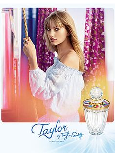 """""""taylor"""" new and 3rd taylor swift perfume coming out late June"""