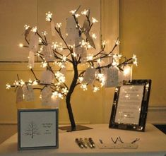 New Wedding Guest Book Table Decorations Wishing Trees 48+ Ideas