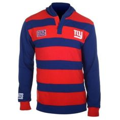 New York Giants Rugby Mens Cotton Hoody