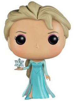 Elsa Pop! Vinyl - 750 Points