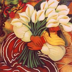 "ikilledjackjohnson: "" Diego Rivera. Mexican Social Realist painter, Muralist (1886 -1957) """