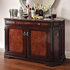 Newport Mini Bar Cabinets