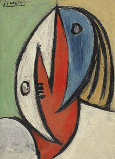'Tête' (1929) by Pablo Picasso