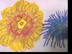 How To Use Oil Pastels (Made Easy) - YouTube  Several You Tube videos on Oil Pastels