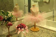 decoracao festa bailarina