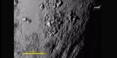One day after its historic flyby of Pluto and almost a decade since its launch, NASA's New Horizons space probe has delivered what we've all been waiting for: eye-popping photos of the dwarf planet an