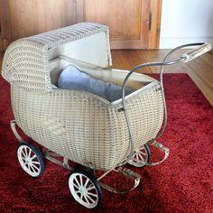 Babypuppen & Zubehör Puppen & Zubehör Kreativ Puppenwagen Korb