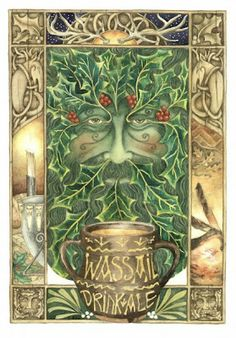 Domythic Bliss: The Green Man - A Verdant Post II