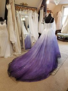 10 Best Ombre Wedding Dress Images Ombre Wedding Dress