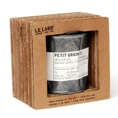 Le Labo® Hand Poured Candle - Petitgrain 21