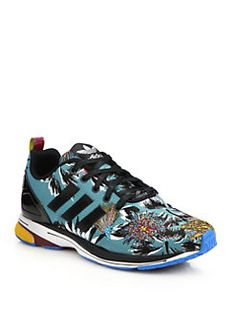 adidas Originals by Mary Katrantzou - Tropical Print Sneakers