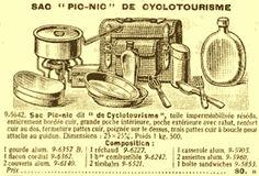 Article proposé dans le catalogue Manufrance de 1937