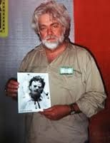 gunnar hansen unforgettable actor who played the first character of the franchise the Texas Chainsaw Massacre (leatherface) since 1973