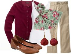 """""""Teacher, Teacher 34"""" by qtpiekelso on Polyvore This gal has great taste! Lots of school appropriate clothing that is trendy and cute!"""