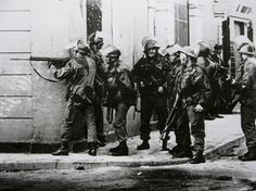 Fred Hoare - Bloody Sunday Derry 1972