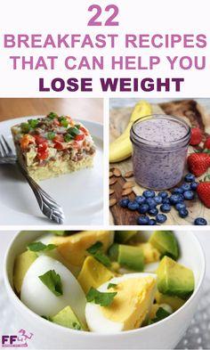 Breakfast can make or break your weight loss progress.
