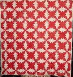 Barbara Brackman's MATERIAL CULTURE: Pineapple