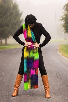 Woolen plaid Karolina