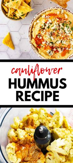 Though I've never been a traditionalist in my kitchen, this Cauliflower Hummus surprised even me. As someone who has had a lifelong love of hummus, I was shocked at how much I loved this easy snack. Cauliflower does a beautiful job standing in for chickpeas, creating a low carb dip that is every bit as delicious as the original. Try it once and like me, you will be addicted! #keto #snacks #ketohummus #lowcarb Low Carb Appetizers, Yummy Appetizers, Appetizer Recipes, Dinner Recipes, Appetizer Ideas, Cauliflower Hummus, Roasted Cauliflower, Cauliflower Recipes, Easy Healthy Recipes