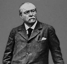Españoles - Antonio Cánovas del Castillo (presidente de Gobierno de 1895-8)