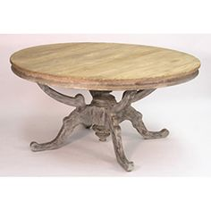 2979  interior homescapes  Provence Dining Table