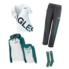 #Eagles loungewear for those Sunday away games!