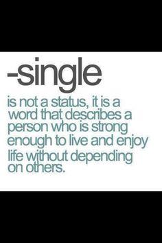 Yes I'm -single!!!!!!!