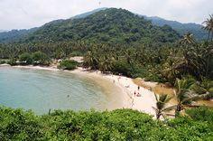 Cabo san Juan #TayronaPark  #Beach #Jungle #LanScape #Nature #WeLoveTravel