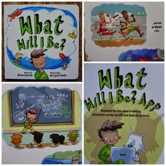 It's all about stories!: Book Review | What will I be?