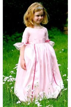 Robe de princesse Marie-Antoinette
