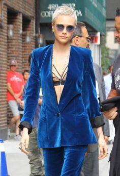 2017 > July 20 - Arriving at the 'Late Show with Stephen Colbert'