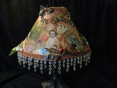 Beaded Lamp Shade On Pinterest Lampshades Beads And Lamps