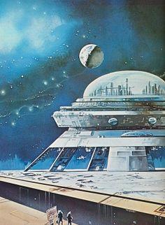 Edward Blair Wilkins - Copernicus City