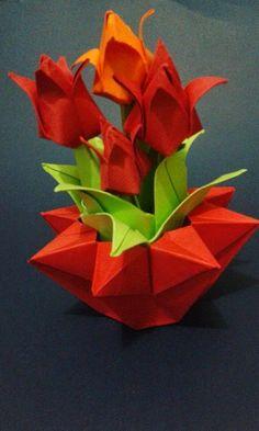 Gwo Matsuri origami e arte