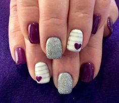 So cute but the polish in the picture is too thick.