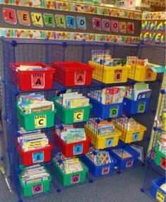 Leveled Books----Classroom | Miss Raquel Sterczek's First Grade Classroom Website