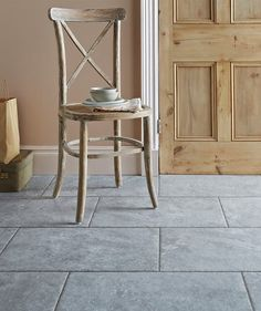 Devon Grey Tile for bathroom floor
