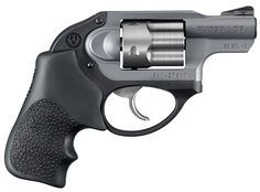 Ruger LCR - great wheel gun for concealed carry.